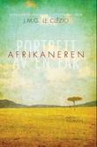 """""""Afrikaneren portrett av en far"""" av J.M.G Le Clézio"""