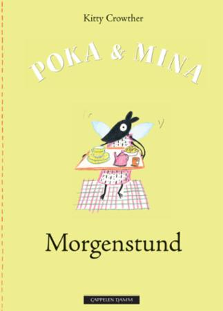 """Morgenstund"" av Kitty Crowther"