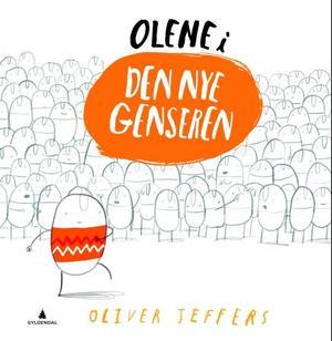 """""""Olene i den nye genseren"""" av Oliver Jeffers"""