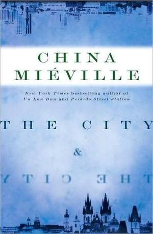 """The city & the city"" av China Miéville"