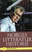 """""""Norges litteraturhistorie. Bd. 5 - mellomkrigstid"""" av Edvard Beyer"""
