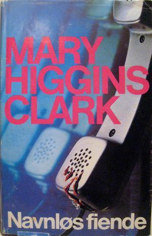 """""""Navnløs fiende"""" av Mary Higgins Clark"""