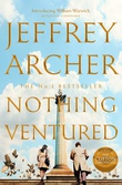 """Nothing ventured"" av Jeffrey Archer"