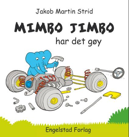 """""""Mimbo Jimbo har det gøy"""" av Jakob Martin Strid"""
