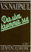 """""""Der elva krummer seg - roman"""" av V.S. Naipaul"""