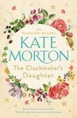 """""""The clockmaker's daughter"""" av Kate Morton"""
