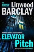 """Elevator pitch"" av Linwood Barclay"