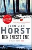 """""""Den eneste ene - kriminalroman"""" av Jørn Lier Horst"""