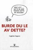 """""""Burde du le av dette?"""" av Hugleikur Dagsson"""