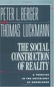 """The Social Construction of Reality"" av Berger"