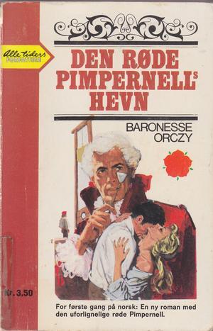 """""""Den røde pimpernells hevn - Sir Percy Hits Back"""" av Emmuska Orczy"""