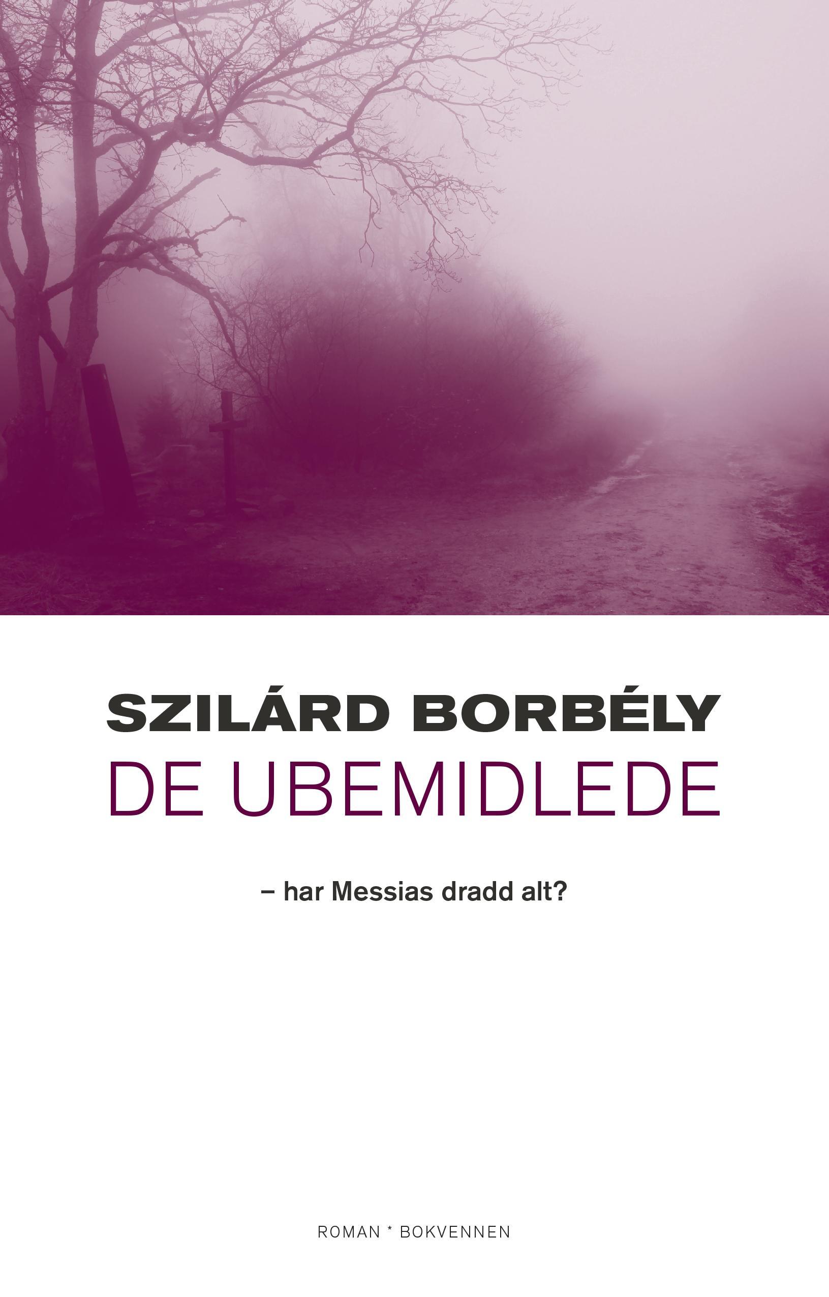 """""""De ubemidlede - har Messias dradd alt?"""" av Szilárd Borbély"""