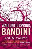 """""""Wait Until Spring, Bandini"""" av John Fante"""
