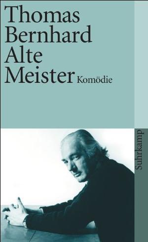 """""""Alte Meister"""" av Thomas Bernhard"""