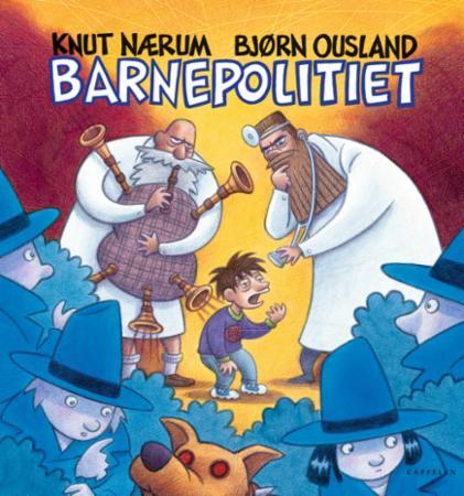 """""""Barnepolitiet"""" av Knut Nærum"""
