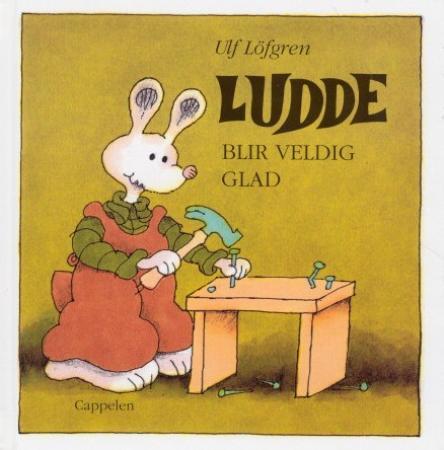 """""""Ludde blir veldig glad"""" av Ulf Löfgren"""