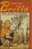 """""""Britta og Silver på rideskolen"""" av Lisbeth Pahnke"""