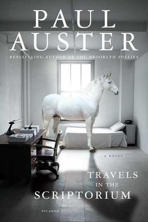 """""""Travels in the Scriptorium - A Novel"""" av Paul Auster"""
