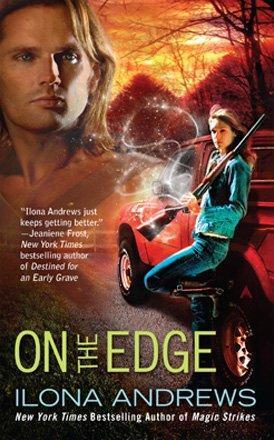 """""""On the Edge (The Edge, Book 1)"""" av Ilona Andrews"""