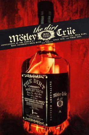 """""""The dirt - Mötley Crüe"""" av Tommy Lee"""