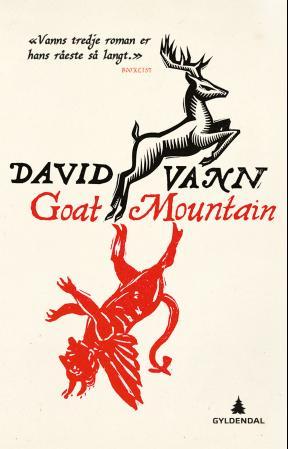 """""""Goat mountain"""" av David Vann"""