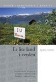 """""""Norsk idéhistorie. Bd. 6 - et lite land i verden"""" av Trond Berg Eriksen"""