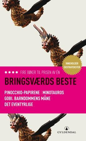"""""""Bringsværds beste"""" av Tor Åge Bringsværd"""