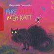 """""""Fire sider av en katt"""" av Malgorzata Piotrowska"""