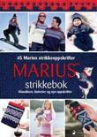 """""""Marius strikkebok - klassikere, historier og nye oppskrifter"""" av Arve Juritzen"""