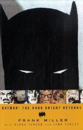 """Batman - The Dark Knight Returns"" av Frank Miller"