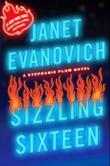 """""""Sizzling sixteen"""" av Janet Evanovich"""