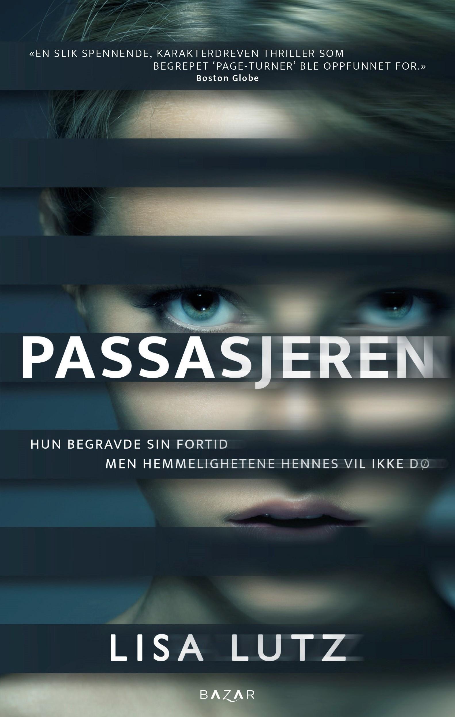 """""""Passasjeren"""" av Lisa Lutz"""
