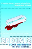 """Specials - trilogy-plus-one"" av Scott Westerfeld"