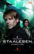 """Svarte får - kriminalroman"" av Gunnar Staalesen"
