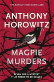 """The magpie murders"" av Anthony Horowitz"