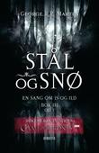 """""""Stål og snø - bok 3"""" av George R.R. Martin"""