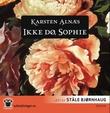 """""""Ikke dø, Sophie"""" av Karsten Alnæs"""