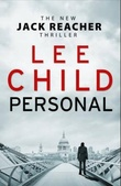 """""""Personal"""" av Lee Child"""