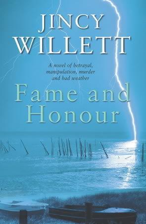 """""""Fame and honour"""" av Jincy Willett"""
