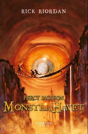 """""""Monsterhavet"""" av Rick Riordan"""