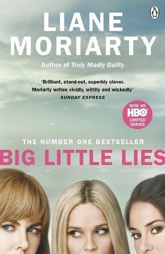 """""""Big little lies"""" av Liane Moriarty"""