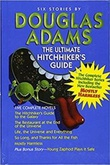 """The ultimate hitchhiker's guide to the galaxy"" av Douglas Adams"