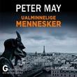 """""""Ualminnelige mennesker"""" av Peter May"""