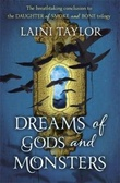 """Dreams of gods and monsters"" av Laini Taylor"