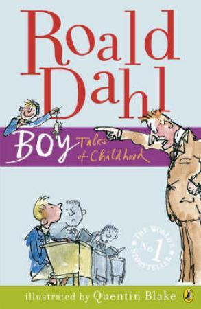 """""""Boy"""" av Roald Dahl"""