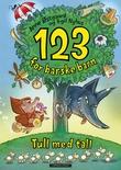 """""""123 for barske barn - tull med tall"""" av Anne Østgaard"""