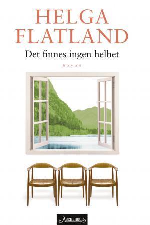 """""""Det finnes ingen helhet"""" av Helga Flatland"""