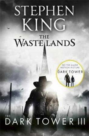 """The dark tower III - the waste lands"" av Stephen King"
