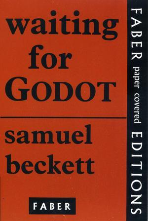 """""""Waiting For Godot a tragicomedy in two acts"""" av Samuel Becket"""