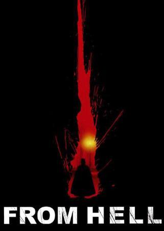 """""""From hell - et victoriansk melodrama"""" av Alan Moore"""